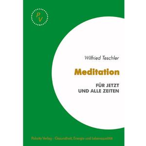 Cover Meditation für Verlag